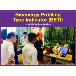 BioEnergy Profiling Type Indicator (BETI) with Selina Seah 30mins