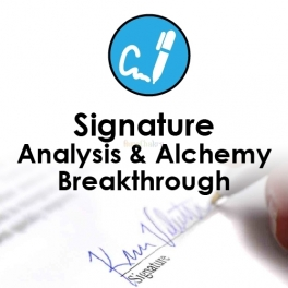 Power Signature (Analysis & Alchemy Breakthrough) (90mins)