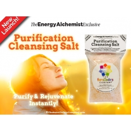 (New Launch!) Purification Cleansing Salt 1 Pack