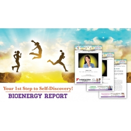 BioEnergy Report  + Free HVF EnerTherapy