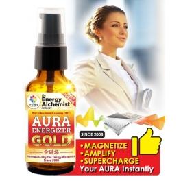 Quantum-Charged Aura Energizer GOLD (AEG) 30ml