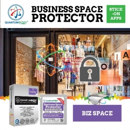 Business Space Protector Stick-On App (SOA) U.P. $218- NOW $185