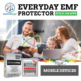 Everyday EMF Protector Stick-On App (SOA) U.P. $80- NOW $70