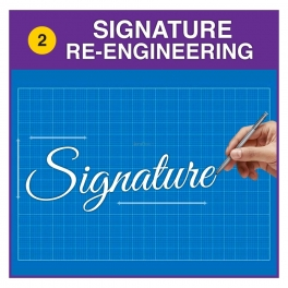 Signature Re-engineering