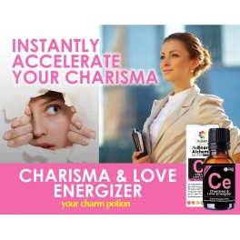 Quantum-Charged! Charisma & Love HVF Energizer