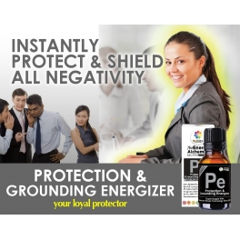 Quantum-Charged! Protection & Grounding HVF Energizer