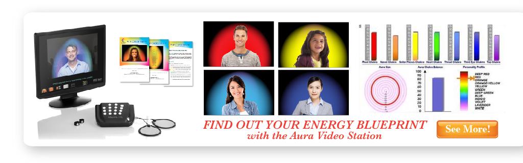 Aura Video Station - The Aura Chakra Company